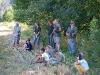 Sokolníci na chatě